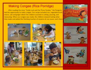 Congee Panel