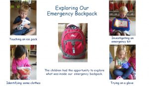 Exploring Our Emergency Backpack