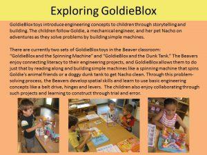 GoldieBlox (De La Torre, Teresa L.) (De La Torre, Teresa L.)