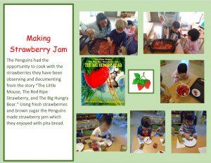 making-jam