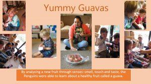 Yummy Guavas