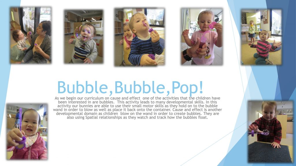 Bubble, Bubble, Pop!
