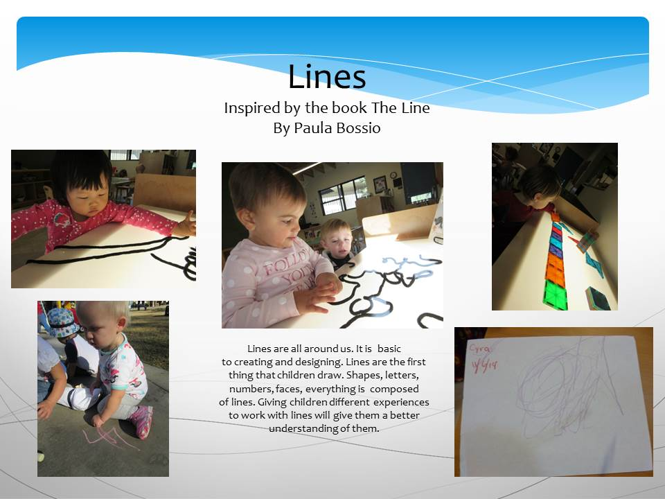 Inspired by the book The Line by Paula Bossio