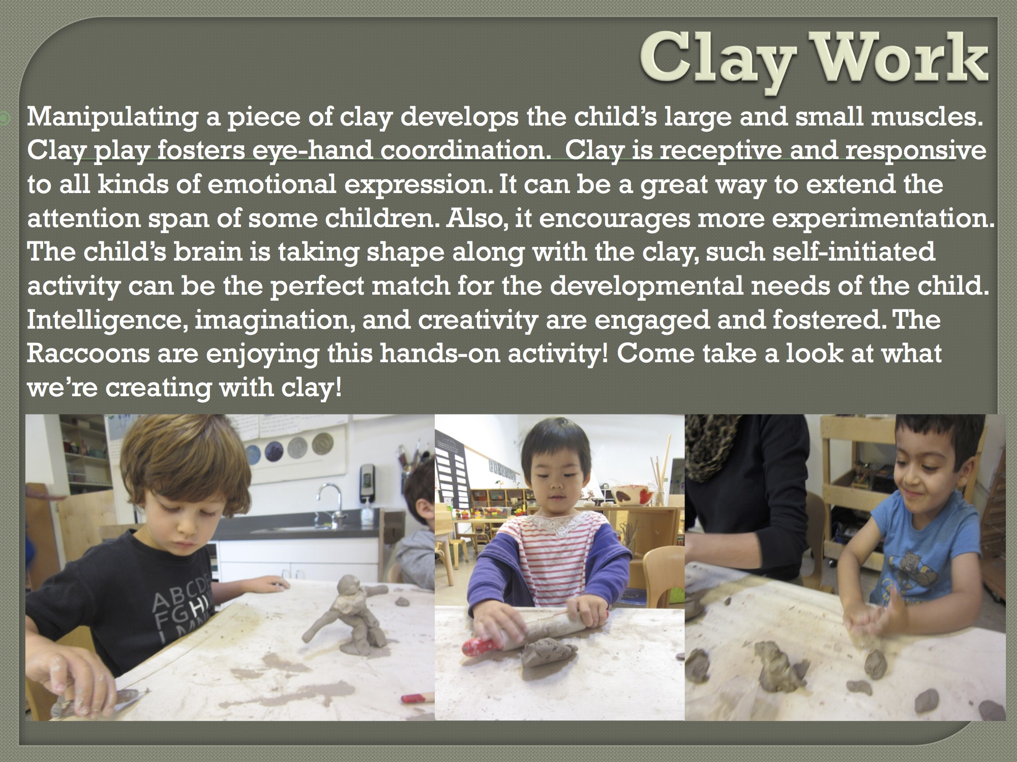 Clay Work