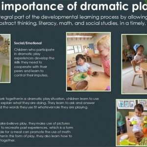 The Importance Of Dramatic Play