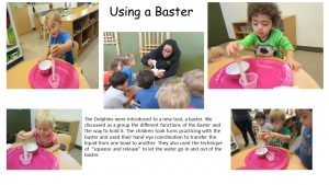 Using a Baster